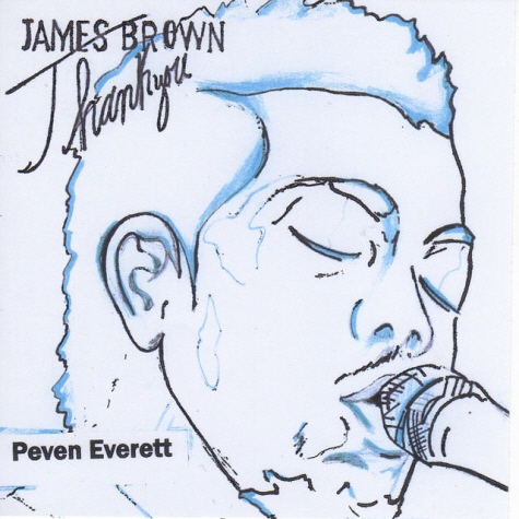 Product picture Peven Everett-Thank You James Brown.zip
